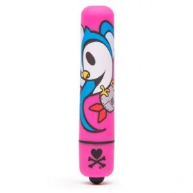 Tokidoki - Mini Bullet Vibrator Pink Perch
