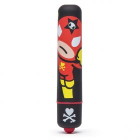 Tokidoki - Mini Bullet Vibrator Black Rocket Man