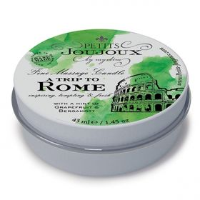 Massage Candle Rome 33 gram