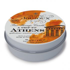 Massage Candle Athens 33 gram