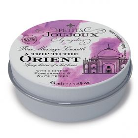 Massage Candle Orient 33 gram