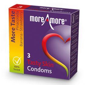 Condom Tasty Skin 3 pcs