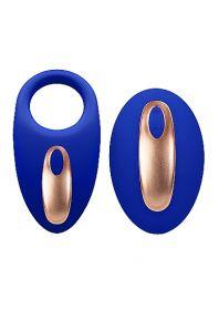 Dual Vibrating Toy - Poise - Blue