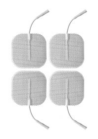 Square Self Adhesive Pads - 4 pack