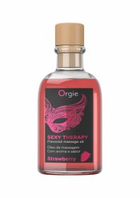Lips Massage Kit Strawberry - 100 ml