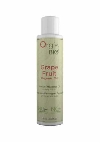 Orgie Bio Grapefruit Organic Oil - 100 ml