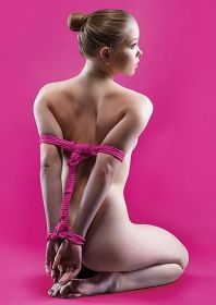 Japanese Rope - 10m - Pink
