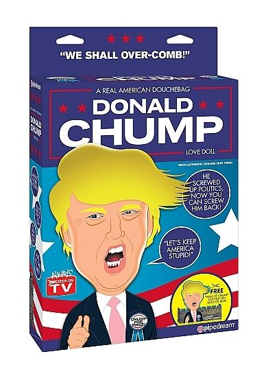 Donald Chump Love Doll