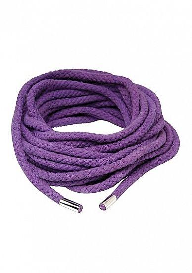 Japanese Silk Rope - Purple