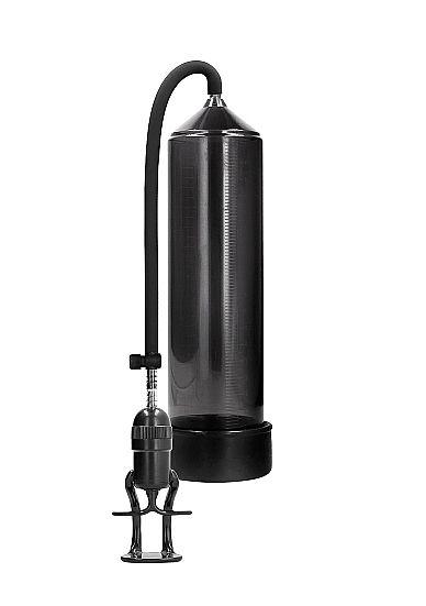 Deluxe Beginner Pump - Black