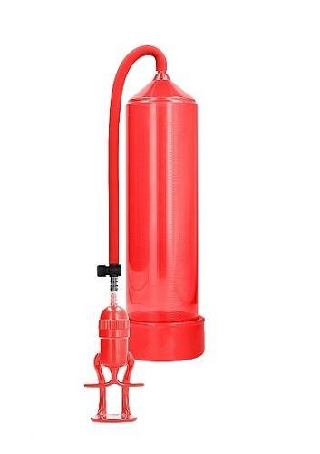 Deluxe Beginner Pump - Red