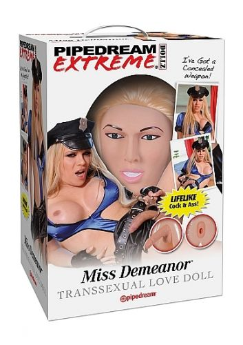 Miss Demeanor - Transsexual Love Doll