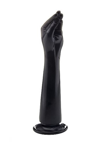 Realistic Hand - 12,8 Inch - Black