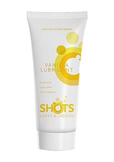 Vanilla Lubricant - 100 ml