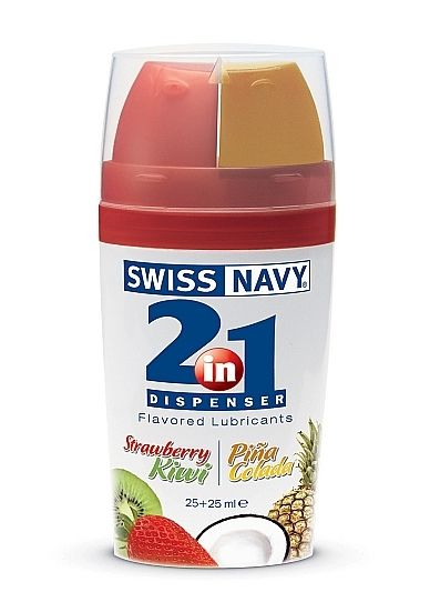2-IN-1 - Flavored