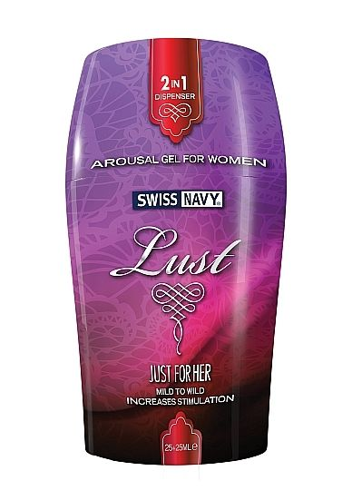 2-IN-1 - Lust - Just For Her - 50ml